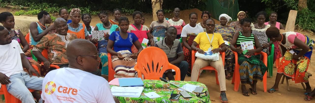Savings and loans for women in rural areas