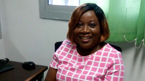 Marie Pierre N'Guessan, HR Manager, Advans CI