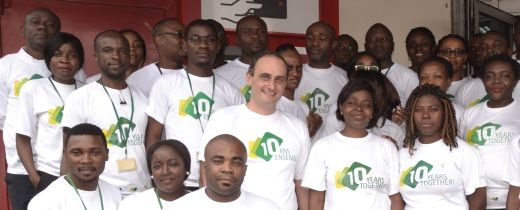 Advans Cameroun 10th Anniversary